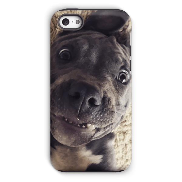 Lil D Crazy Eye Phone Case - iPhone and Samsung models iPhone 5c Tough Case - Little Pit Shop