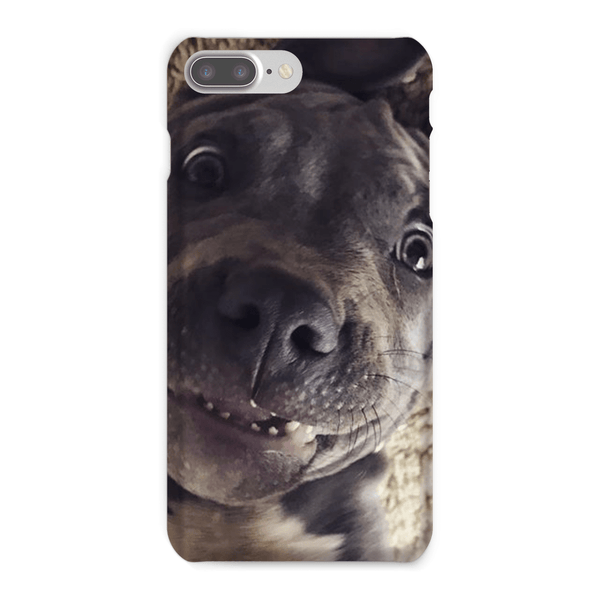 Lil D Crazy Eye Phone Case - iPhone and Samsung models iPhone 7 Plus Snap Case - Little Pit Shop