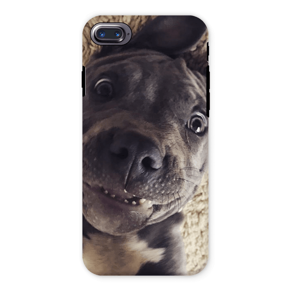 Lil D Crazy Eye Phone Case - iPhone and Samsung models iPhone 7 Tough Case - Little Pit Shop