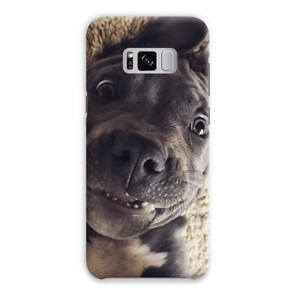Lil D Crazy Eye Phone Case - iPhone and Samsung models Samsung S8 Plus Snap Case - Little Pit Shop