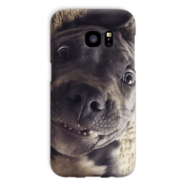 Lil D Crazy Eye Phone Case - iPhone and Samsung models Galaxy S7 Snap Case - Little Pit Shop