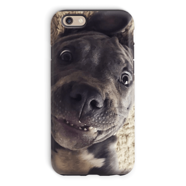 Lil D Crazy Eye Phone Case - iPhone and Samsung models iPhone 6 Tough Case - Little Pit Shop