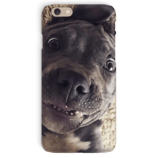 Lil D Crazy Eye Phone Case - iPhone and Samsung models iPhone 6 Snap Case - Little Pit Shop