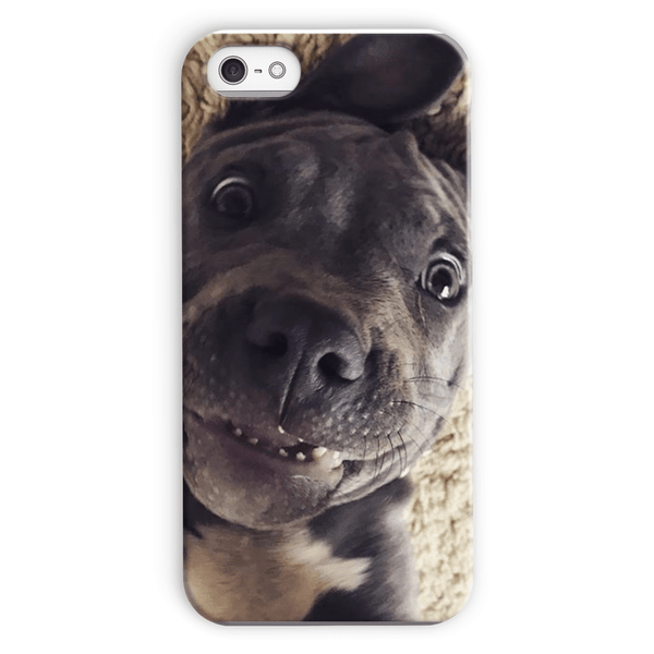 Lil D Crazy Eye Phone Case - iPhone and Samsung models iPhone 5c Snap Case - Little Pit Shop