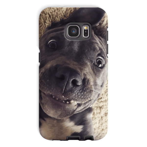 Lil D Crazy Eye Phone Case - iPhone and Samsung models Galaxy S7 Tough Case - Little Pit Shop