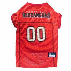 Tampa Bay Buccaneers Officially Licensed Dog Jersey XS  - Little Pit Shop