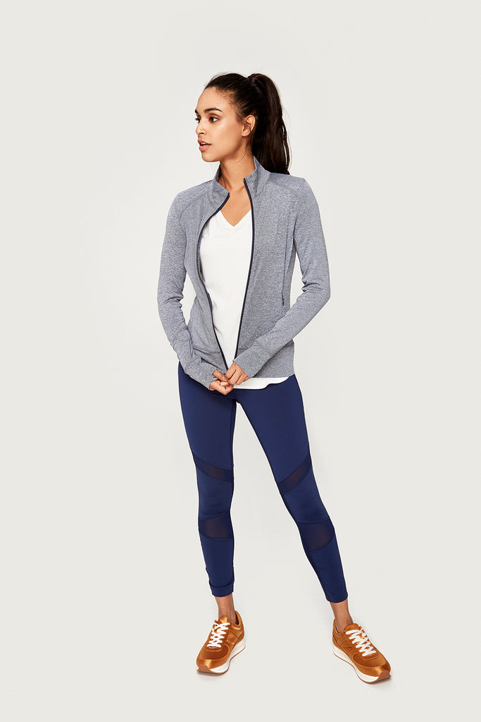ESSENTIAL UP CARDIGAN