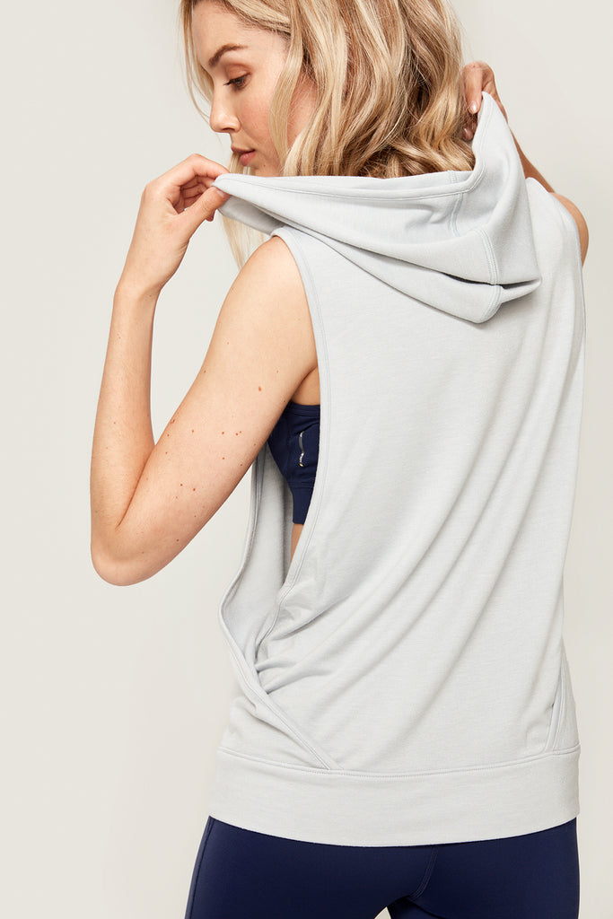 f45acaab1168f Buy May Sleeveless Hoodie from Lole   Womens Tops – Lolë