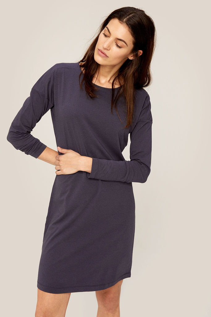 LUISA DRESS LONG SLEEVE