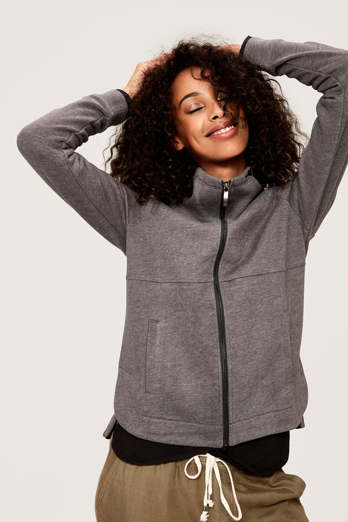 ESME ZIP-UP JACKET