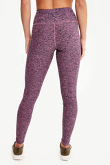 HALF MOON HIGH-WAIST LEGGING