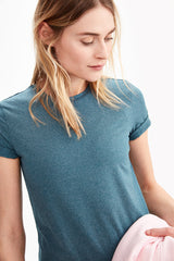 RESTORE SHORT SLEEVE TOP