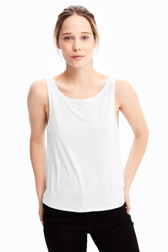 ASSENT MODAL SLEEVELESS TOP