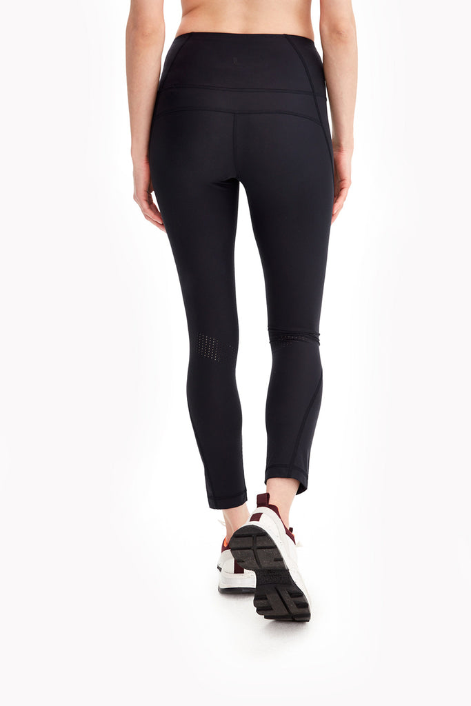 STUDIO HIGH WAIST ANKLE LEGGINGS