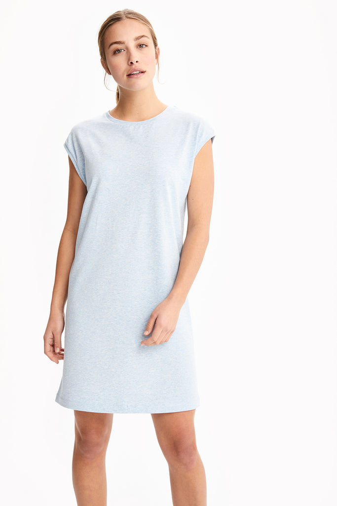 LUISA T-SHIRT DRESS