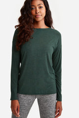 ASSENT LONG SLEEVES TOP