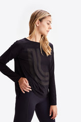 DAILY LONG SLEEVE TOP