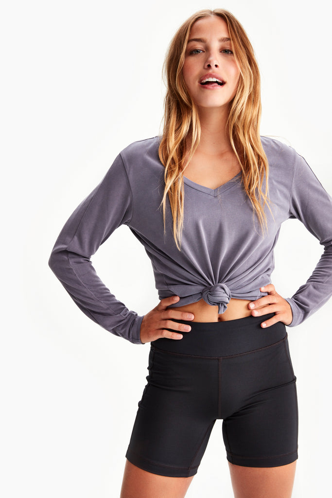 AURORA LONG SLEEVES TOP