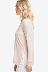 AGDA LONG SLEEVES TOP