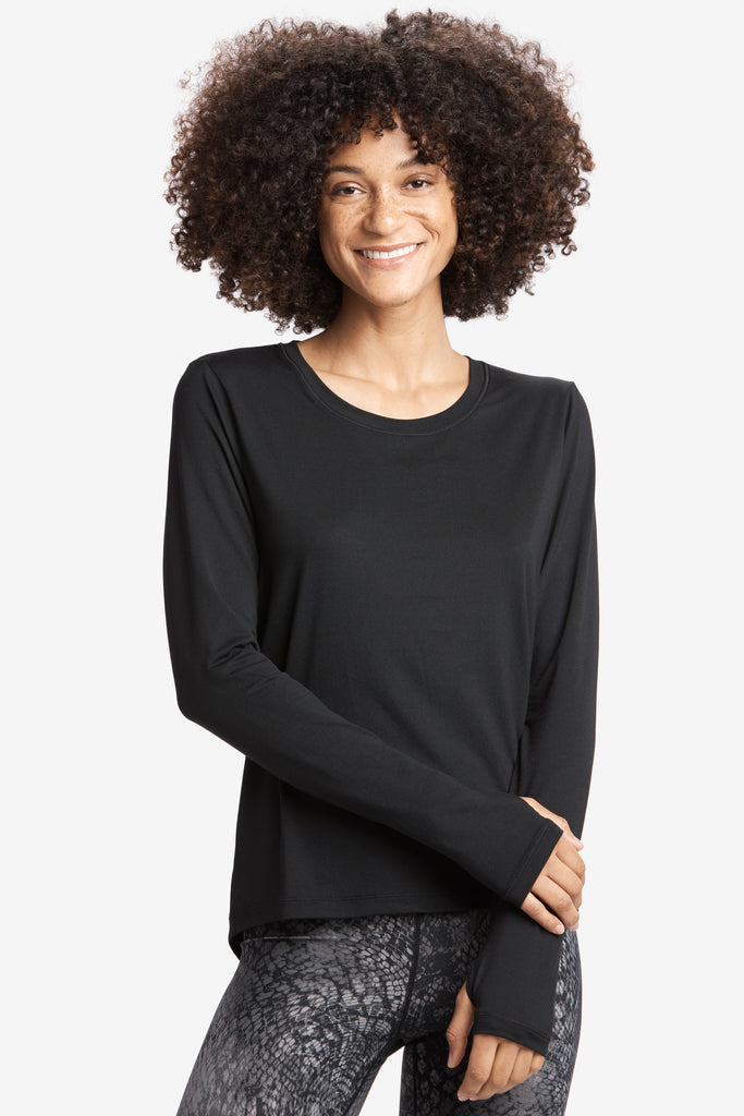 PACE LONG SLEEVE TOP
