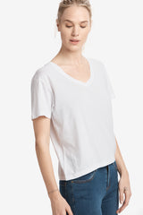 AMARA SHORT SLEEVES TOP