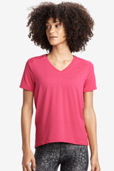REPOSE SHORT SLEEVE TOP