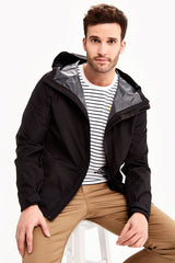 LENNY PACKABLE JACKET 2.5 PLY