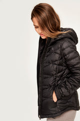 EMELINE PACKABLE JACKET