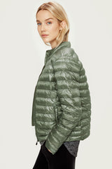 MARIA LIGHT PACKABLE JACKET