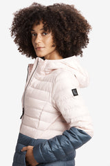 CLAUDIA CLRBLOCK JACKET