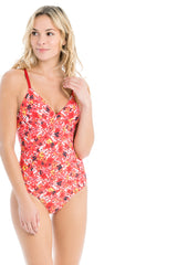 SARANDA SWIM ONE-PIECE