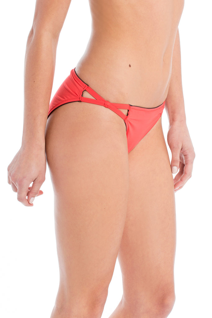 TROPICAL REVERSIBLE SWIM BOTTOM
