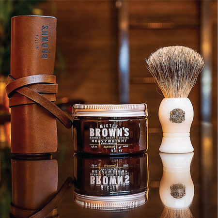 Mr. Browns Shave & Blades