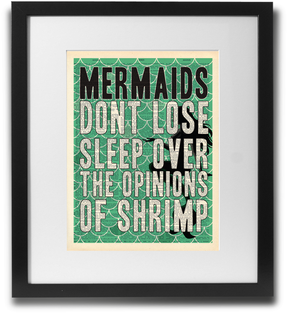 Mermaids Dont Lose Sleep... - The Makers