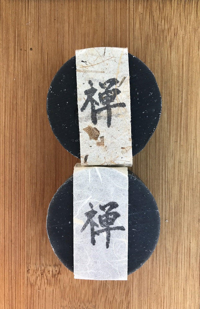 Zen(Bamboo Charcoal) Soap - The Makers