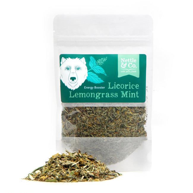 Licorice Lemongrass Mint Tea - ShopTheMakers.com