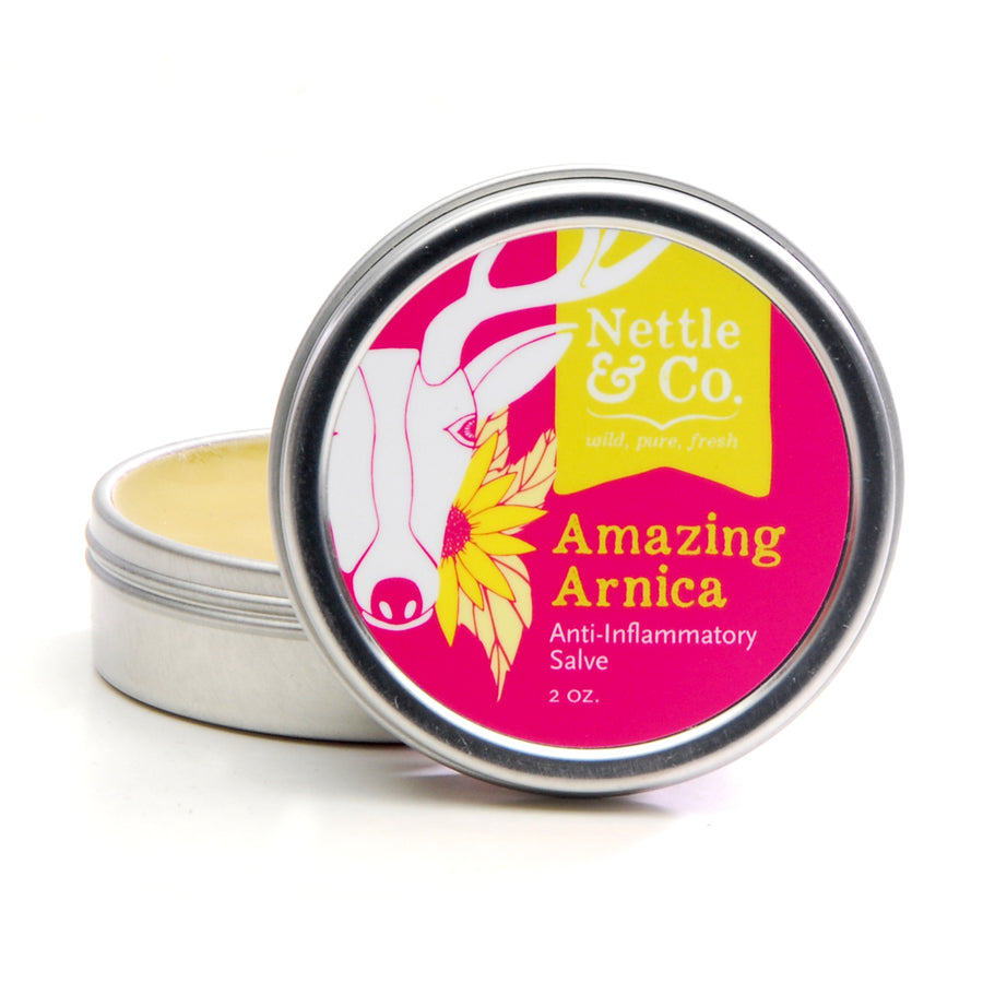 Amazing Arnica Anti-Inflammatory Salve - ShopTheMakers.com