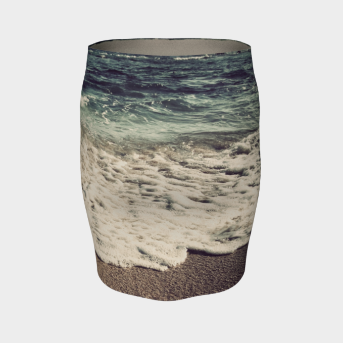 Beach Photo Skirt - The Makers
