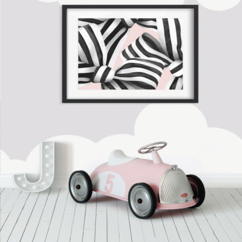 INGENUE Wall Art & Decor. Printed with high-quality wide format printer on superb quality stock - ShopTheMakers.com