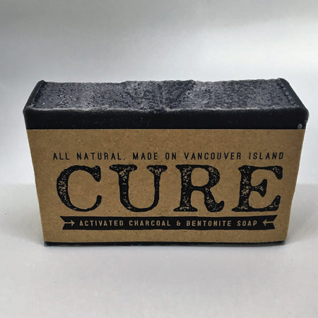 Activated Charcoal & Bentonite Handmade Natural Soap - ShopTheMakers.com
