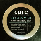 Moisturizing Body Balm: Cocoa Mint (6oz) - The Makers