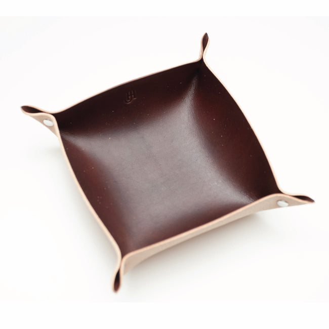 Leather Tray - ShopTheMakers.com