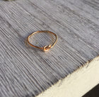 Gold filled friendship ring - ShopTheMakers.com