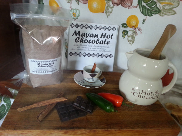 Mayan Hot Chocolate - The Makers