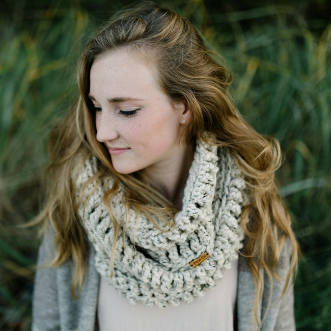 The Cascadia Infinity Scarf - The Makers