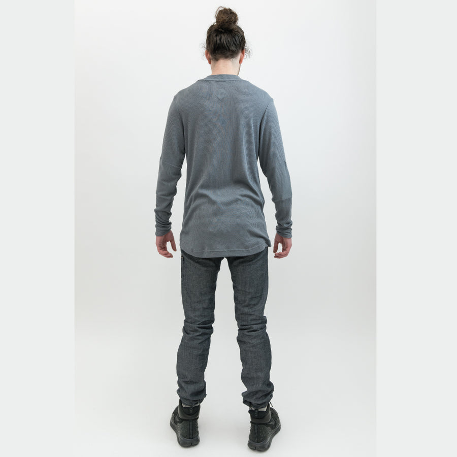 Kamekubi Shirt - Fog - ShopTheMakers.com