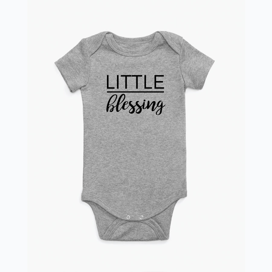 Little Blessing Infant Rib Lap Shoulder Bodysuit - ShopTheMakers.com