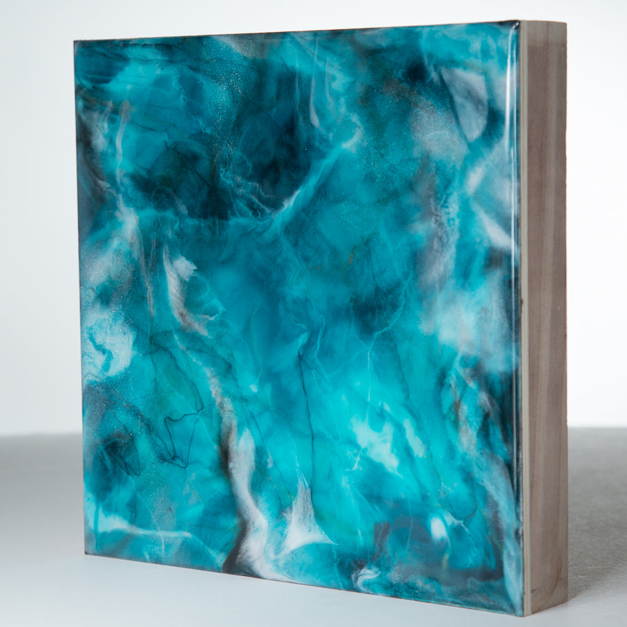 Decorative Resin Wall Art - ShopTheMakers.com