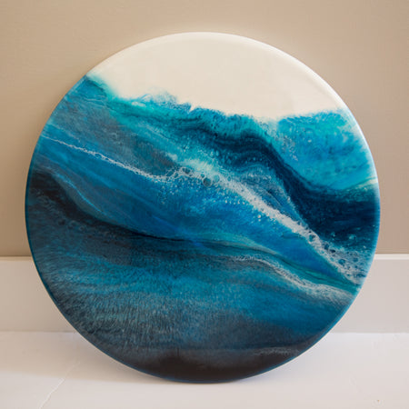 16 inch resin wall art - ShopTheMakers.com