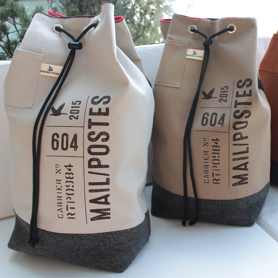 Mail/Postes Courier Bag - The Makers